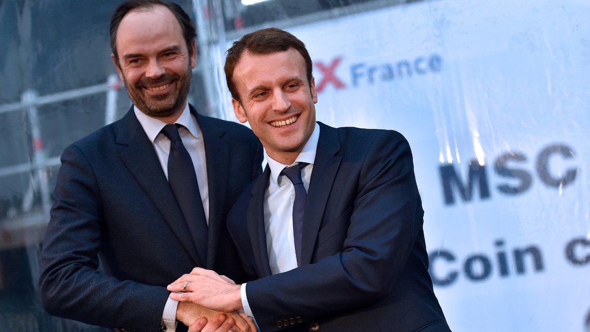 macron philippe elezioni legislative in Francia