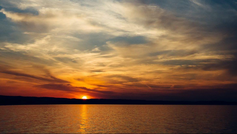 Perché il cielo è blu e il tramonto rosso?
