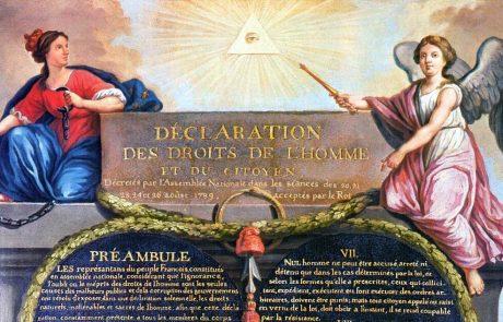 Storia della Dichiarazione dei diritti dell'uomo