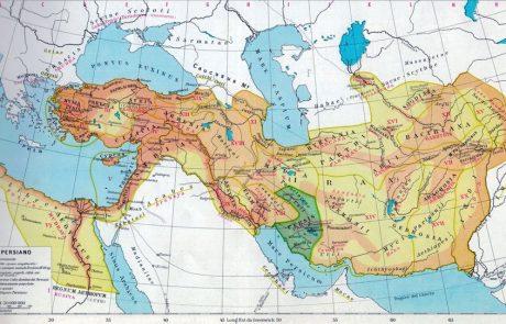 Erodoto e la sua riflessione sull'imperialismo persiano