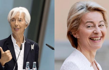 Chi sono Christine Lagarde e Ursula von der Leyen