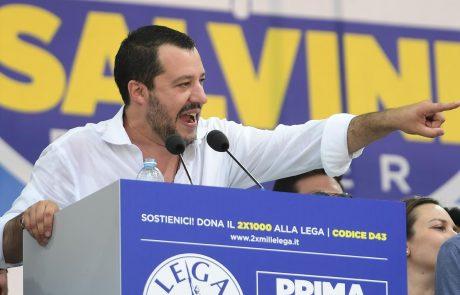 Salvini il monopolizzatore: quando un Paese parla solo di te